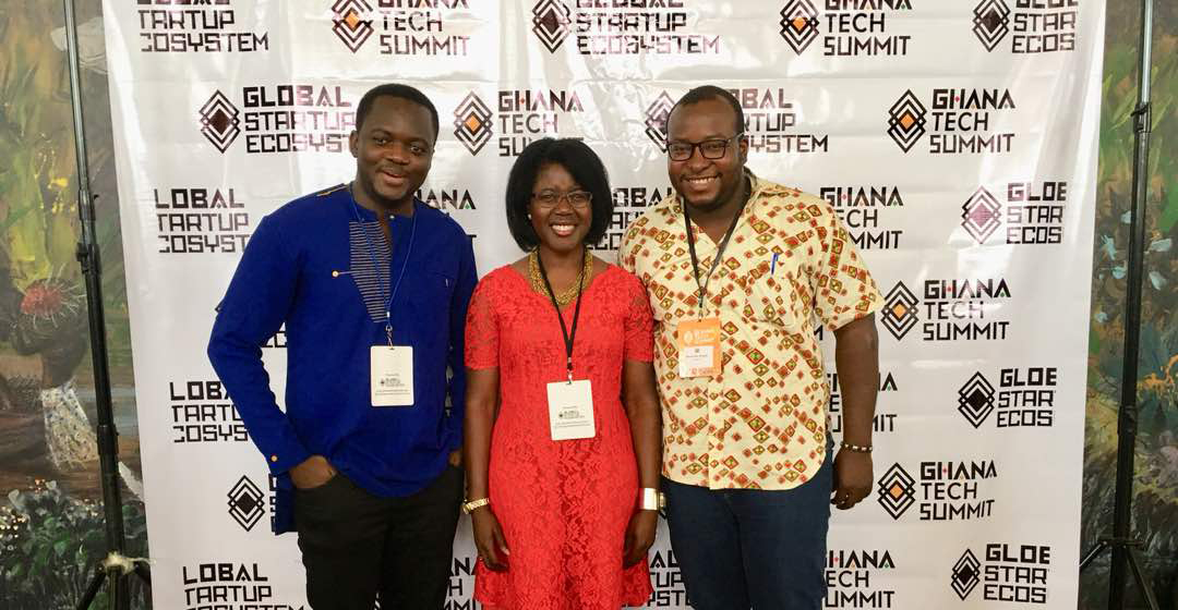 Ghana's first annual tech summit draws in world's top innovators, investors